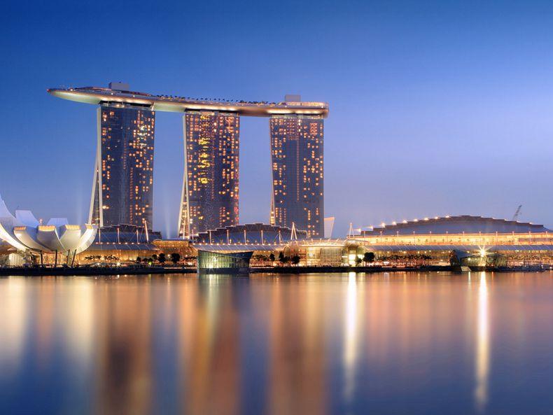 【一城一岛 知名豪华酒店组合】新加坡丽思+民丹岛悦榕庄5天4晚度假