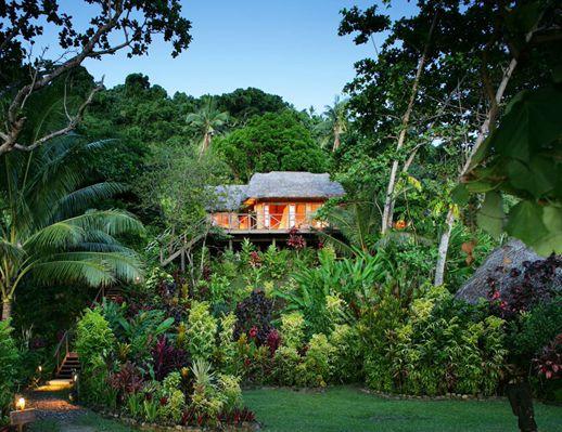 斐济玛堂吉私人小岛度假村
